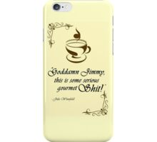 Pulp Fiction quote 2 iPhone Case/Skin