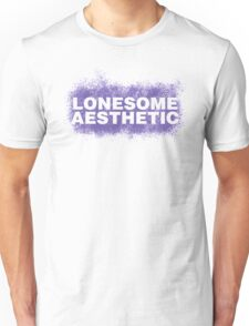 Lonesome Aesthetic Unisex T-Shirt