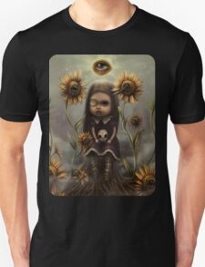 Death sighs Unisex T-Shirt