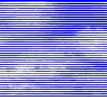 Cloud3frameD -R- White&Blue by AnnoNiem