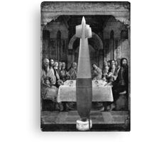 The Last Supper. Canvas Print