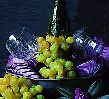 White Wine by Gilberte