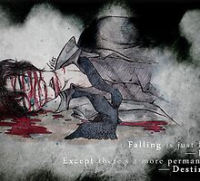 Falling just like Flying by Vyles