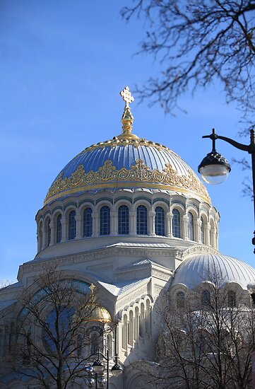 Naval Cathedral by mrivserg