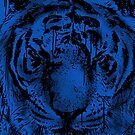Be Wild (Blue) by Harry Fitriansyah