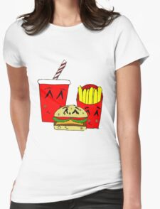 Cute fast food cartoon T-Shirt