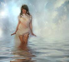 Swans Dream by Kelly Rockett-Safford