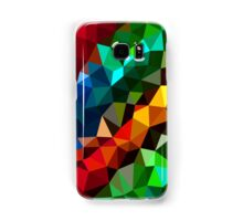Abstract  multi colored Samsung Galaxy Case/Skin