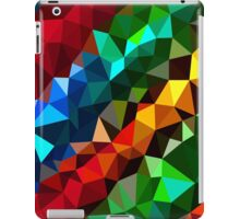 Abstract  multi colored iPad Case/Skin