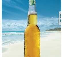 Corona Beer Beach iPhone Case 4/4s by Jnhamilt