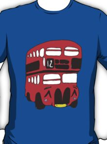 Cute London Bus T-Shirt