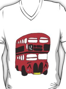 Cute London Bus T-Shirt