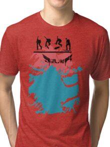 TreSplat  Tri-blend T-Shirt