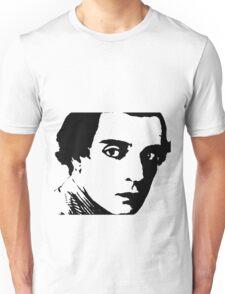buster keaton . Unisex T-Shirt