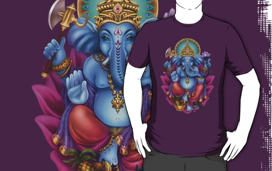 Ganesha by Brigid Ashwood