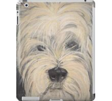 Tibetan Terrier iPad Case/Skin