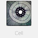Cell - iPhoneography by Marcin Retecki