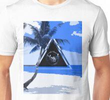Abstract Beach Unisex T-Shirt
