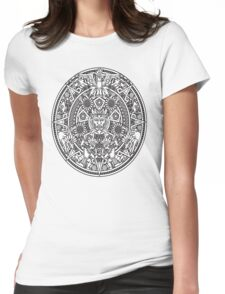 The Rising Sun Womens Fitted T-Shirt
