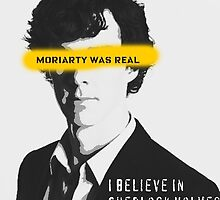 I Believe in Sherlock Holmes  by red-typewriter