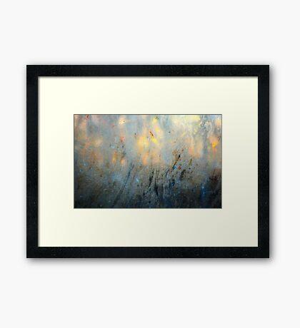 Window ll Framed Print