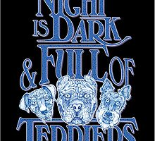 The Night is Dark & Full of Terriers by Kathleen Dupree