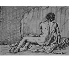Nude Male Photographic Print