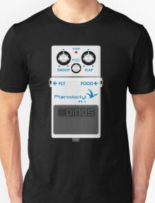 Pterodactyl Delay Pedal T-Shirt