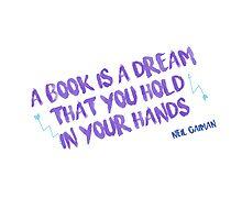 Book Dream by dandelionnwine