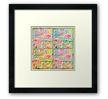 Open~Windowed~Hearts... Framed Print