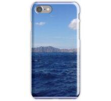 Greek Sea iPhone Case/Skin