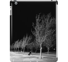 Ridgecrest Park in December iPad Case/Skin