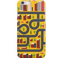 Urban landscape iPhone Case/Skin
