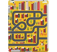 Urban landscape iPad Case/Skin