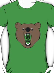 Bears Are Awesome. T-Shirt