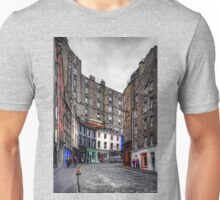 Looking up West Bow Unisex T-Shirt