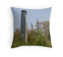 Belle of Belle Isle Throw Pillow