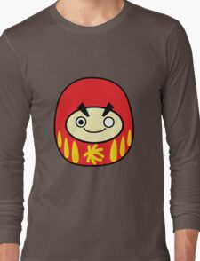 Daruma Long Sleeve T-Shirt