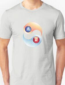 Sapphire yin, Ruby yang - Steven Universe T-Shirt