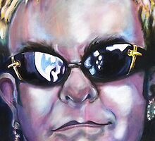 Elton John by mistyann