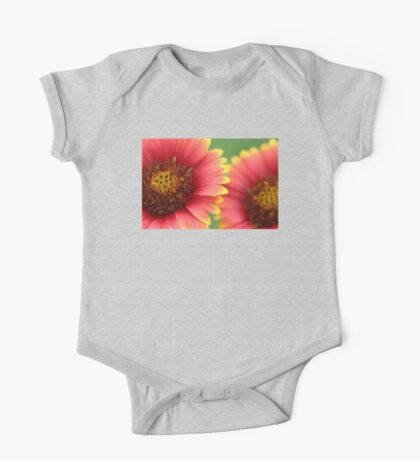 Indian Blanket One Piece - Short Sleeve