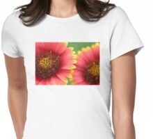 Indian Blanket Womens Fitted T-Shirt
