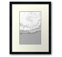 Geography l Framed Print