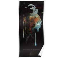 Cowboy Bebop Cosmonaut Poster