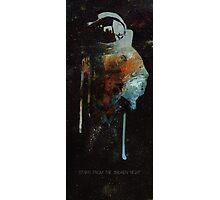 Cowboy Bebop Cosmonaut Photographic Print
