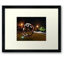 Greg Johns Framed Print
