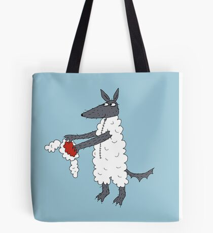 Mr Wolf's dinner suit. Tote Bag
