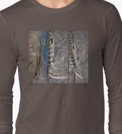 Water Dragon Long Sleeve T-Shirt