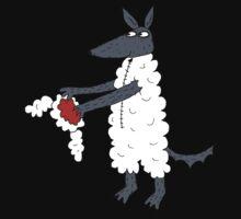 Mr Wolf's dinner suit. Kids Tee