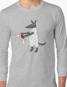 Mr Wolf's dinner suit. Long Sleeve T-Shirt